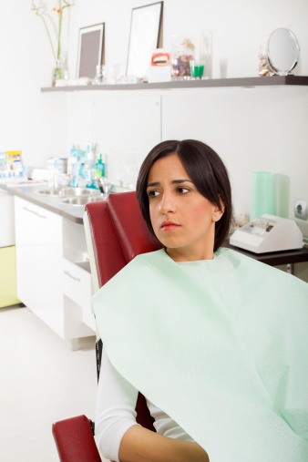 Dental sedation can be a good option for anxious patients